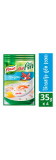 Тайская рисовая каша Кхао Том с креветками Knorr 4 пакета по 35 гр