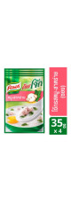Рисовая каша тайская Кхао Том со свининой Knorr 4 пакета по 35 гр
