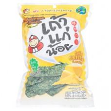 Чипсы нори хрустящие с сыром Tao Kae Noi 36 гр