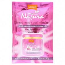 Пробник маски от выпадения волос со свеклой Lolane Natura Hair Treatment 10 гр