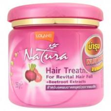 Витаминная маска от выпадения волос с экстрактом свеклы Lolane 250 гр
