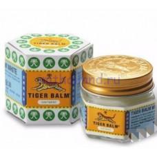 Тайский тигровый бальзам, белый Тайгер 10 гр