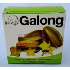 Фруктовое мыло Galong с карамболой 120 гр