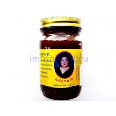 Тайский бальзам с кунжутом черный королевский 60 гр