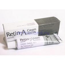Ретин-А (Retin-A) крем для лица против акне и пигментации 10 гр