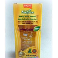 Сыворотка для окрашенных волос от тайской фирмы Lolane 50 мл
