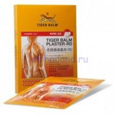 Тайский пластырь согревающий тигровый Tiger Balm 10*14 см