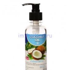 Кокосовое масло для массажа и для ухода за кожей Banna Coconut Oil 450 ml