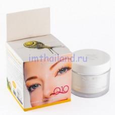 Улиточный крем для кожи вокруг глаз Pannamas 50мл