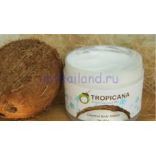 Кокосовый крем для тела Тропикана без парабенов TROPICANA OIL 250гр