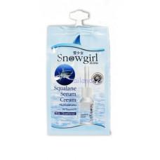 Лечебный крем-сыворотка для лица Snowgirl 10 гр