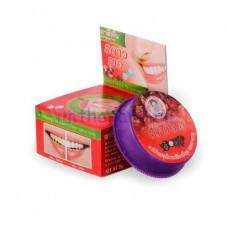 Круглая зубная паста Мангостин 25 гр