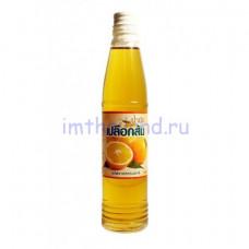 Апельсиново-кунжутное тайское масло для волос Orange oil 95 мл