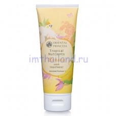 Лечебная маска-кондиционер для сухих волос с бананом Oriental Princess