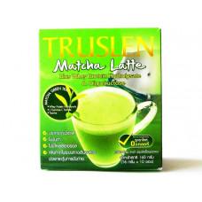 Чай латте (Truslen matcha latte) 10 пакетиков