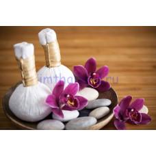 Мешочки для массажа травяные из Тайланда