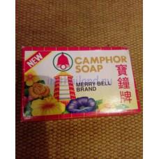 Камфорное тайское мыло Мерри Белл 50 гр