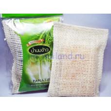 СПА мыло в мешочке + мочалка 75 гр