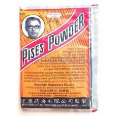 Антибактериальный порошок для ран Pises Powder 3 гр