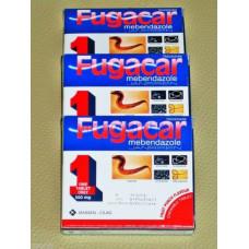 Мебендазол 500 мг - антипаразитарный препарат Fugacar