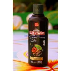 Бессульфатный шампунь для темных волос Kokliang 200 мл