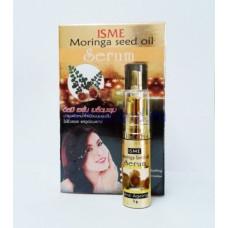 Натуральная сыворотка для лица с маслом моринги Isme 5 мл