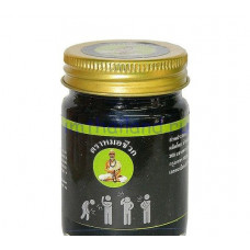 Черный тайский бальзам (Tiger balm black) 50 гр