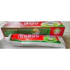 Тайская зубная паста Kokliang 160 гр