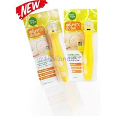 Сыворотка-роллер с лимоном и витамином С Baby Bright 15мл