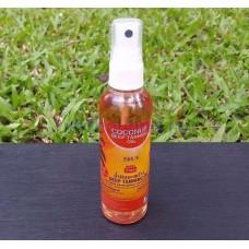 Кокосовое масло для загара 120мл Banna